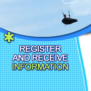 Register and receive information